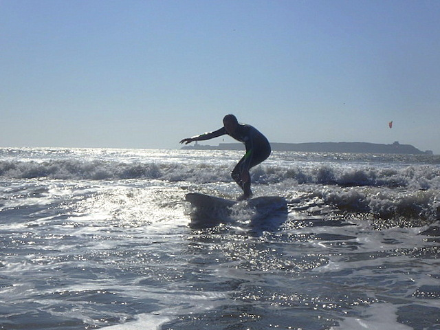 Surf in Essaouira, Morocco