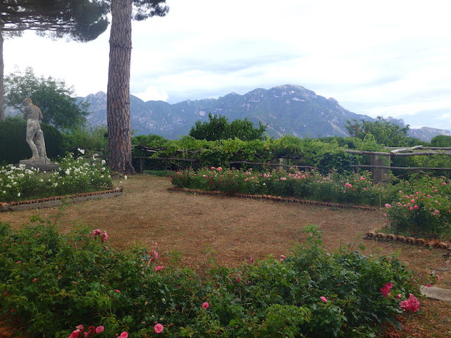 Garden of Villa Cimbrone, Ravello