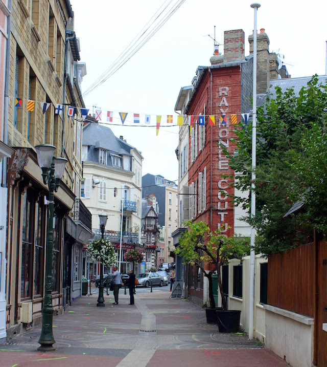 Trouville, Normandy