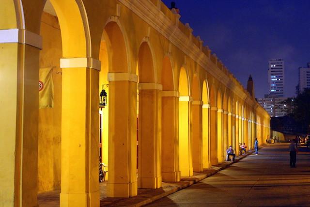 Las Bovedas, Cartagena, Colombia