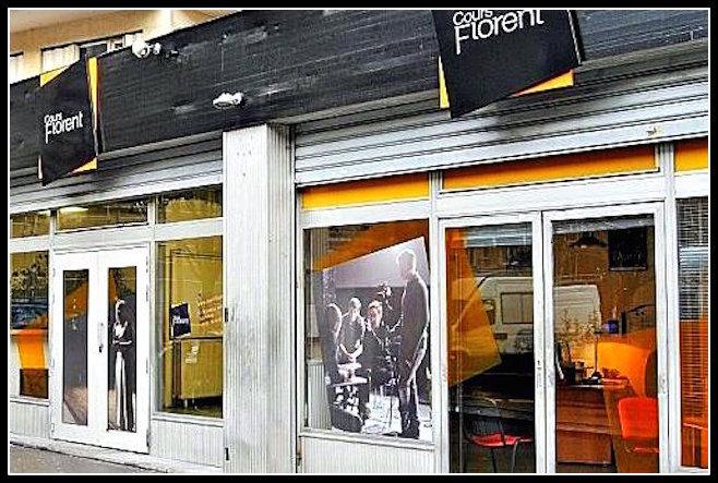 Cours Florent, acting school paris