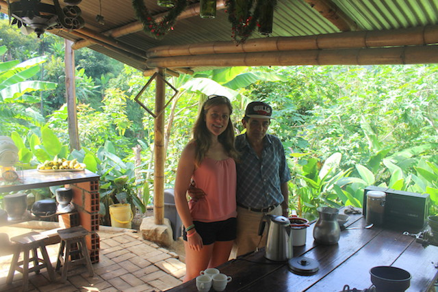 Coffee farm tour at the Plantation House in Salento, Colombia