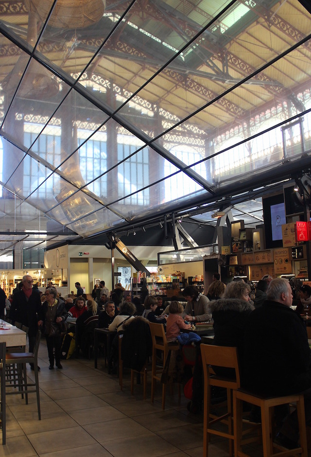 Lunch at Florence central market