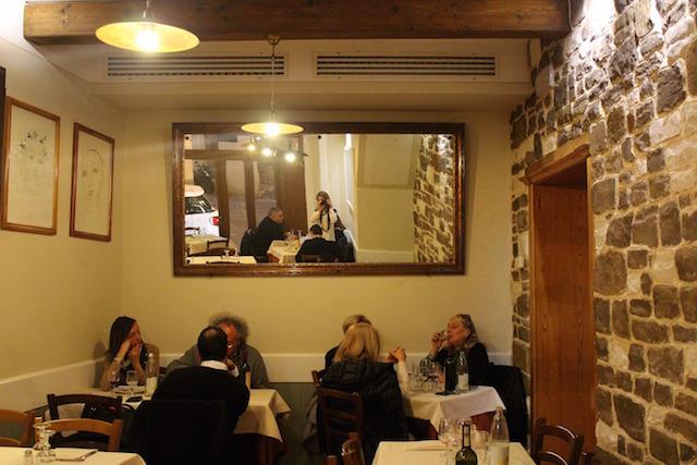Restaurant Trattoria Da Benvenuto in Florence