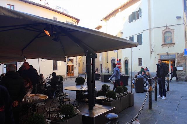 Trattoria 4 Leoni, restaurant near Palazzo Pitti in Florence
