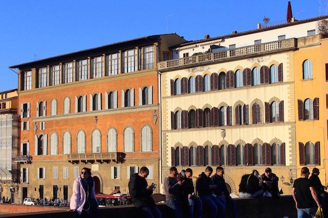 Wandering Florence bridges