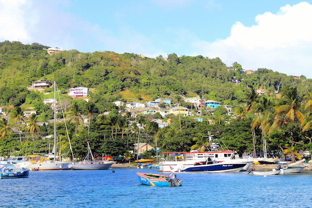 Exploring Bequia, in the Grenadine islands