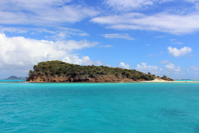 Tobago Cays in the Grenadine islands
