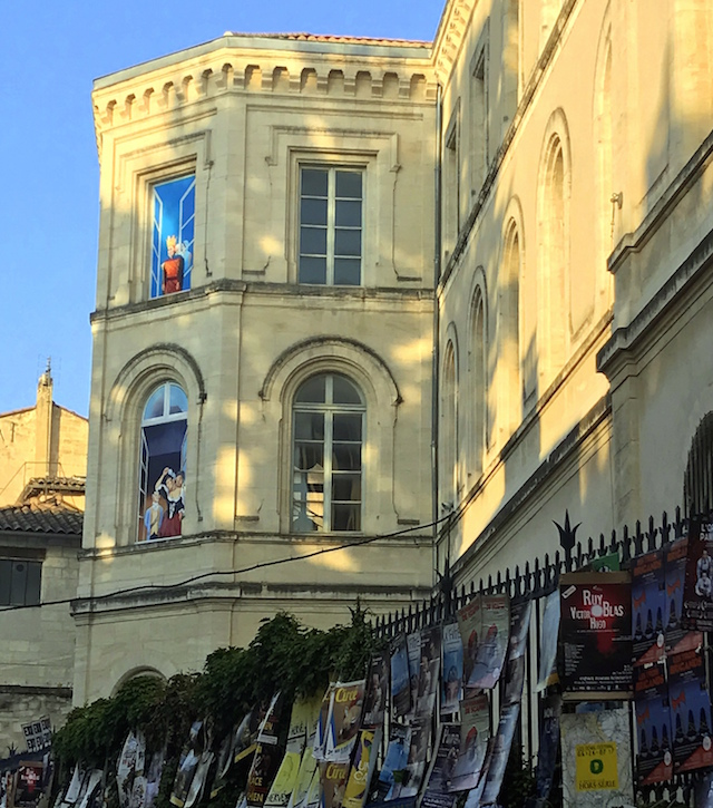 Festival d'Avignon a major theatre festival in France