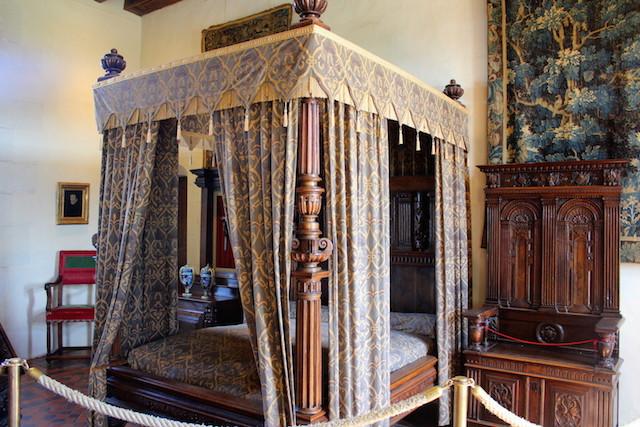 Chateau d'Amboise, interior