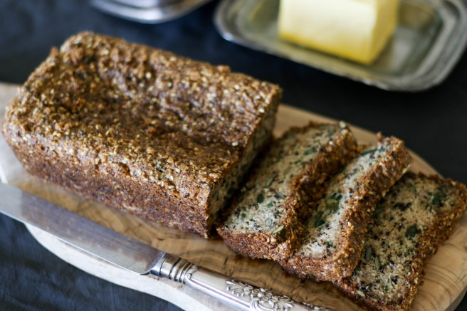 Almond & Seed Bread | The Secret Life of Bee