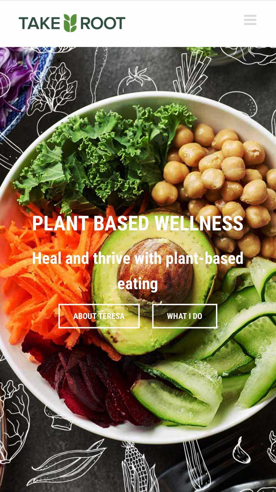 Toronto Website Design Take Root