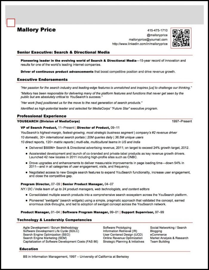 21st Century Skills Resumes And Cover Letters