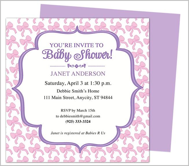 Baby Shower Invitations Wording Samples In Spanish