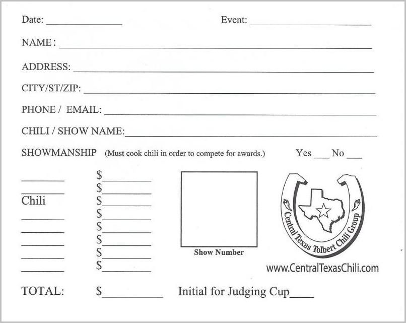 Blank Printable 1099 Form