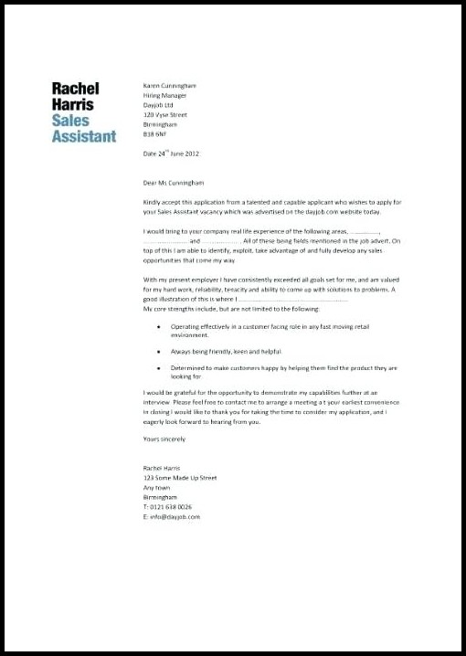Free Help With Resumes And Cover Letters