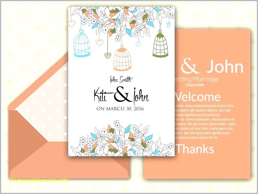 Free Invitation Templates App