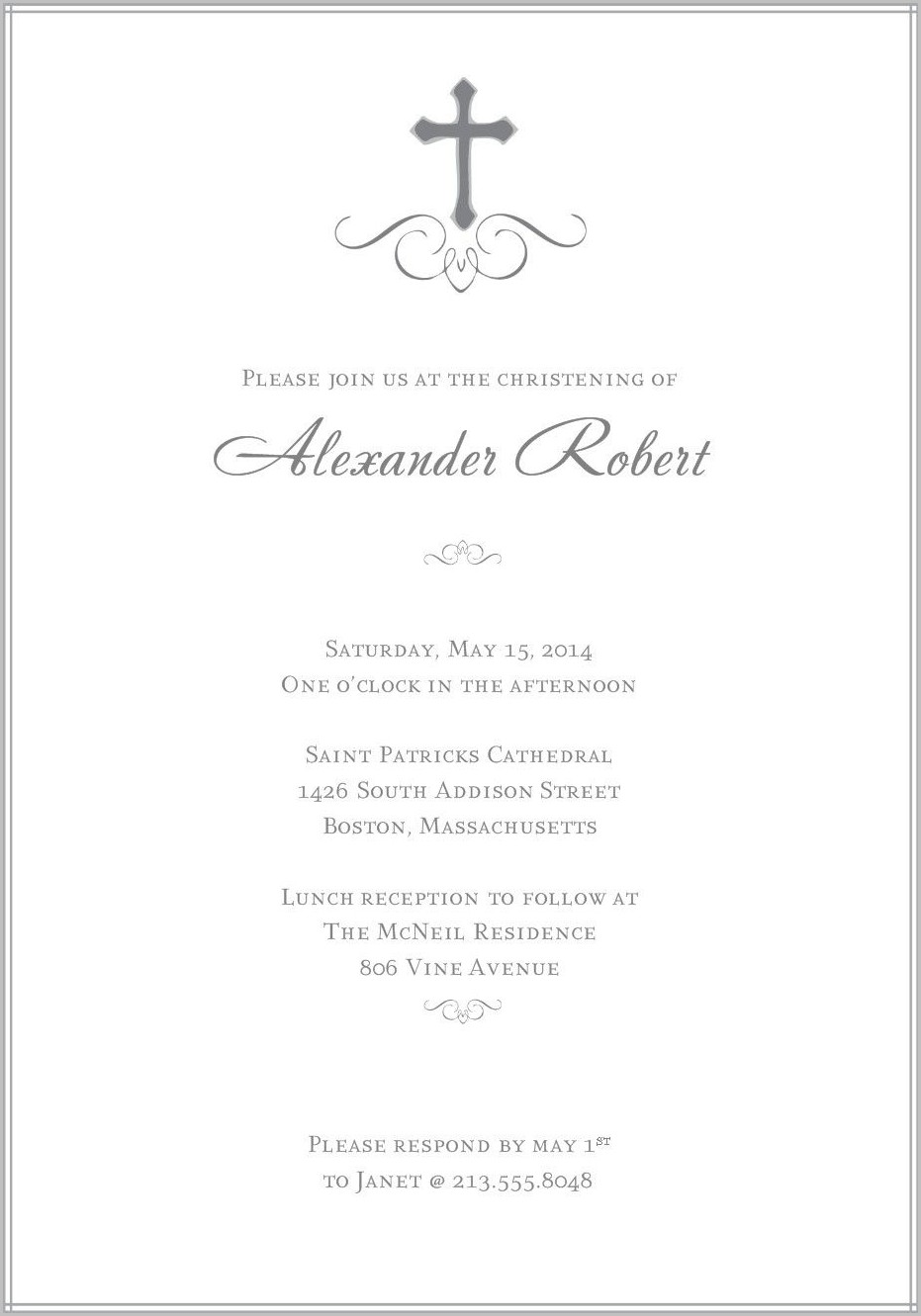 Free Invitation Templates To Download