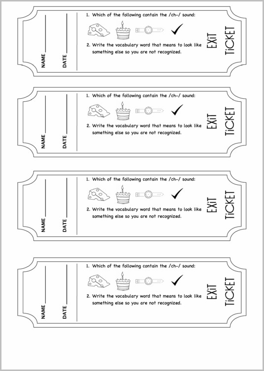 Free Printable Raffle Ticket Template Download