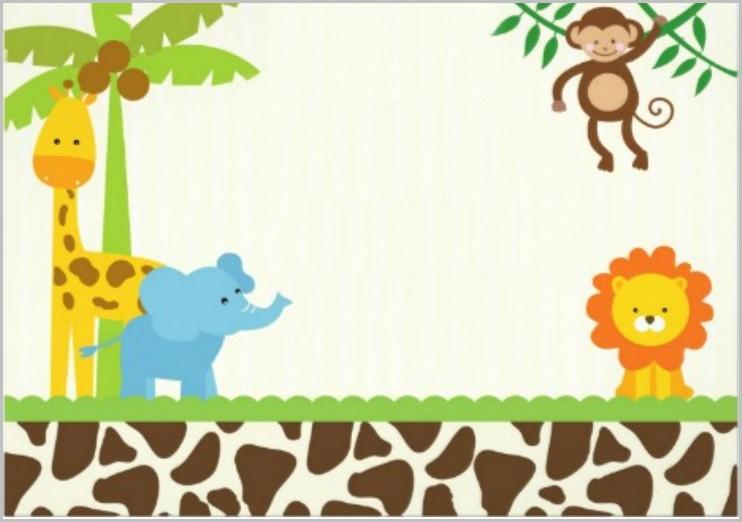 Free Zoo Invitation Templates