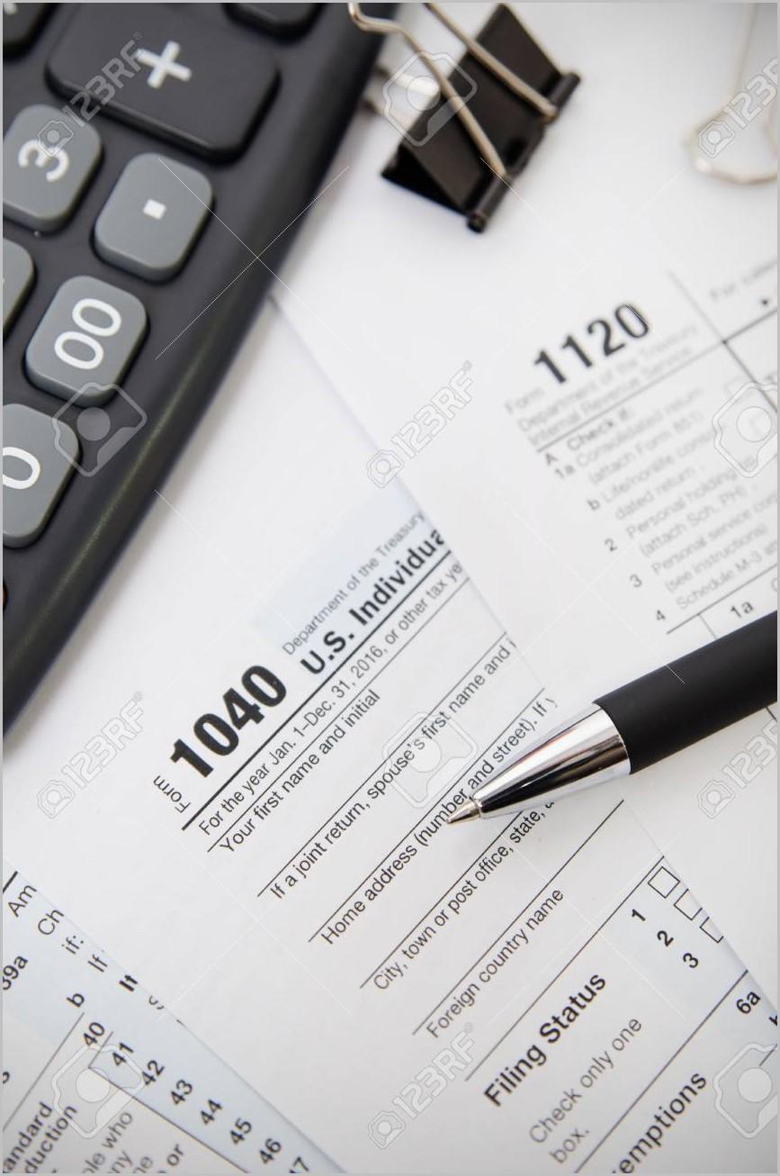 Irs Form 1040 Calculator