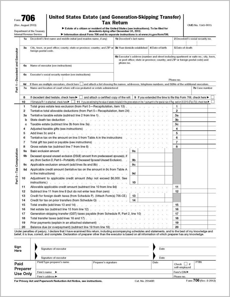 Irs Form 1040 Health Care