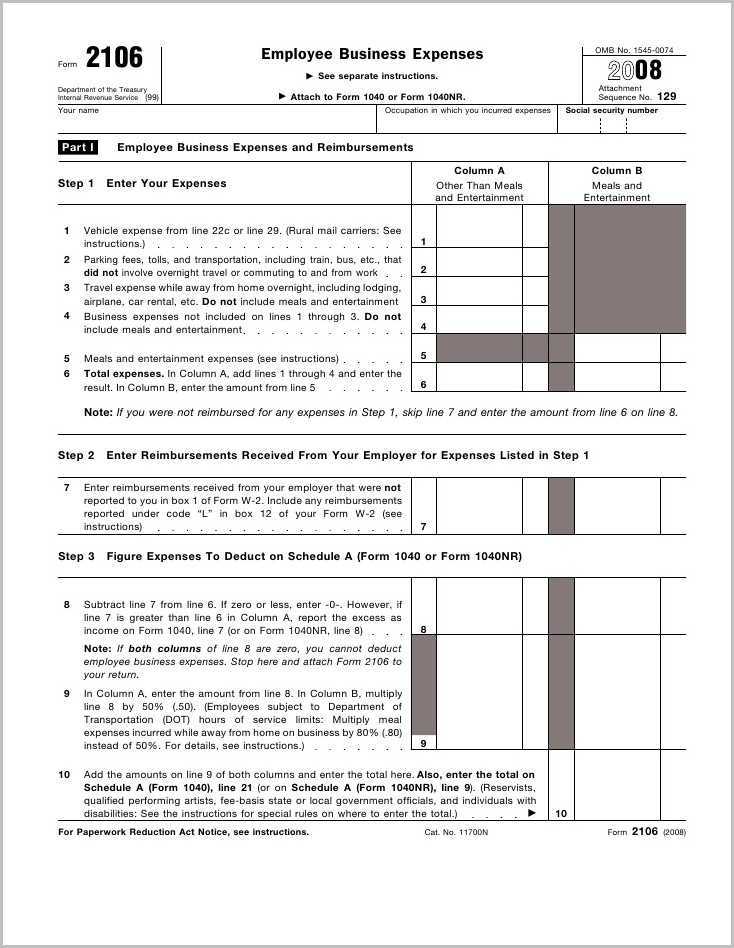 Irs Form 1040 Line 10 Worksheet
