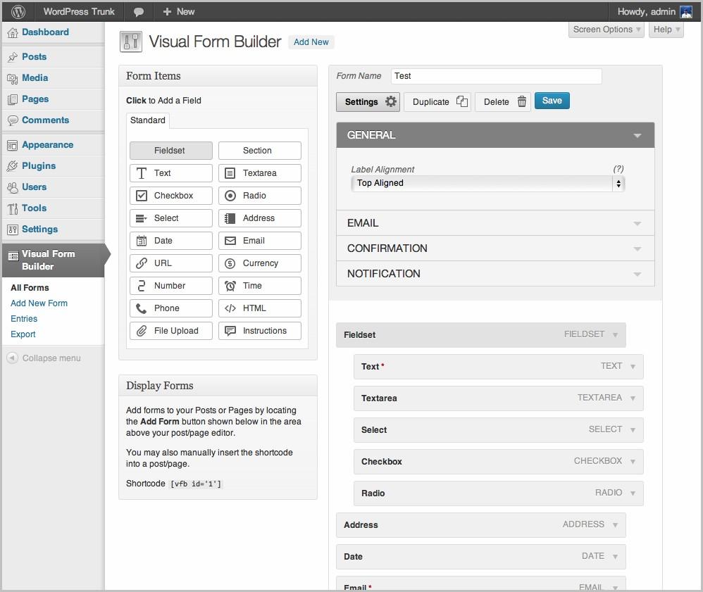 Angular 2 Form Builder