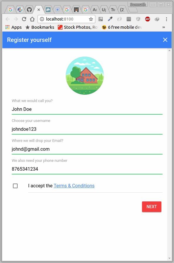 Angular Form Builder Checkbox