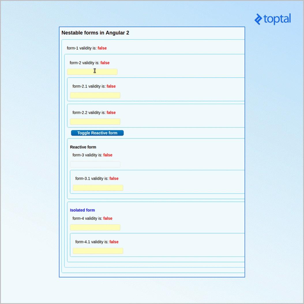 Angularjs Form Builder Example