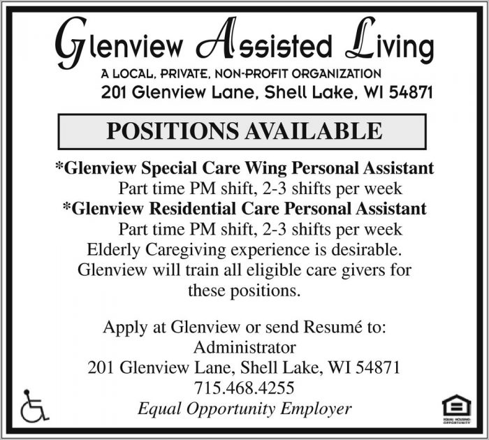 Assisted Living Job Near Me