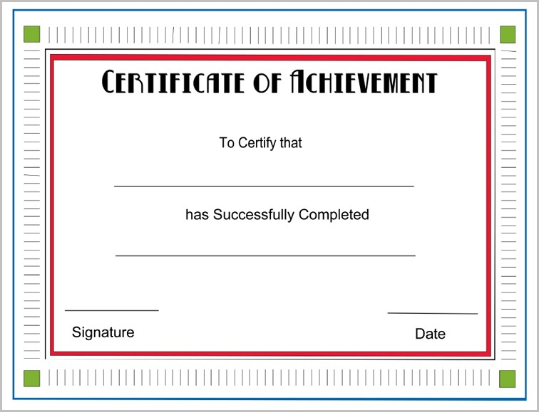Certificate Of Appreciation Text Examples