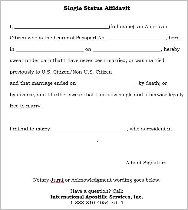 Cover Letter For An Apostille