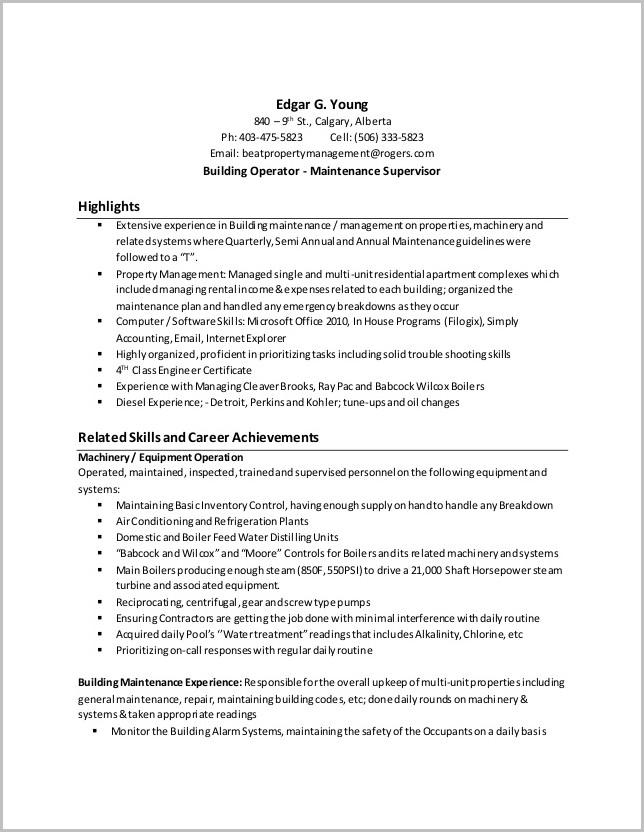Cover Letter Help Calgary