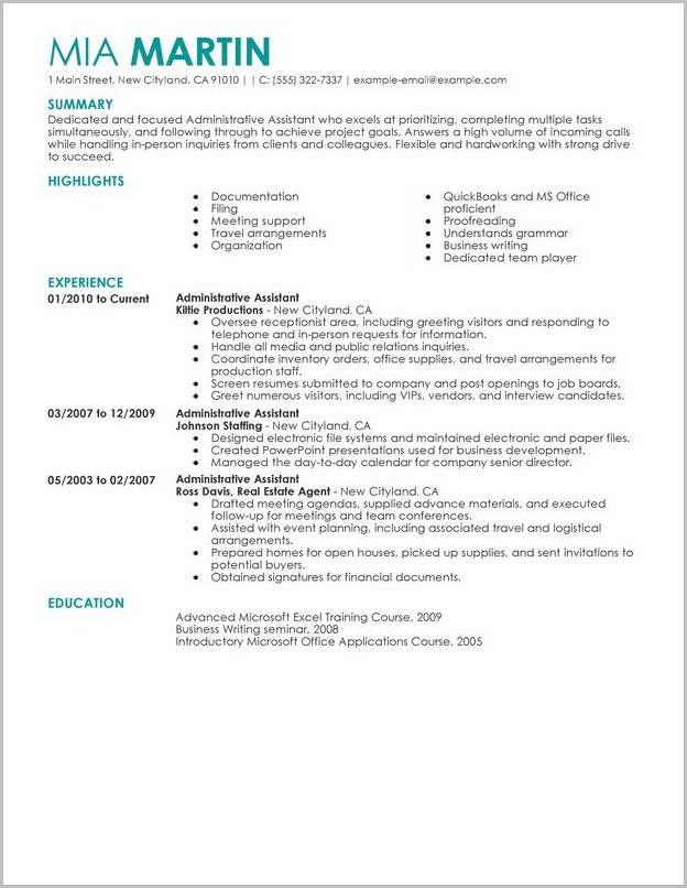Cover Letter Template Cna Position