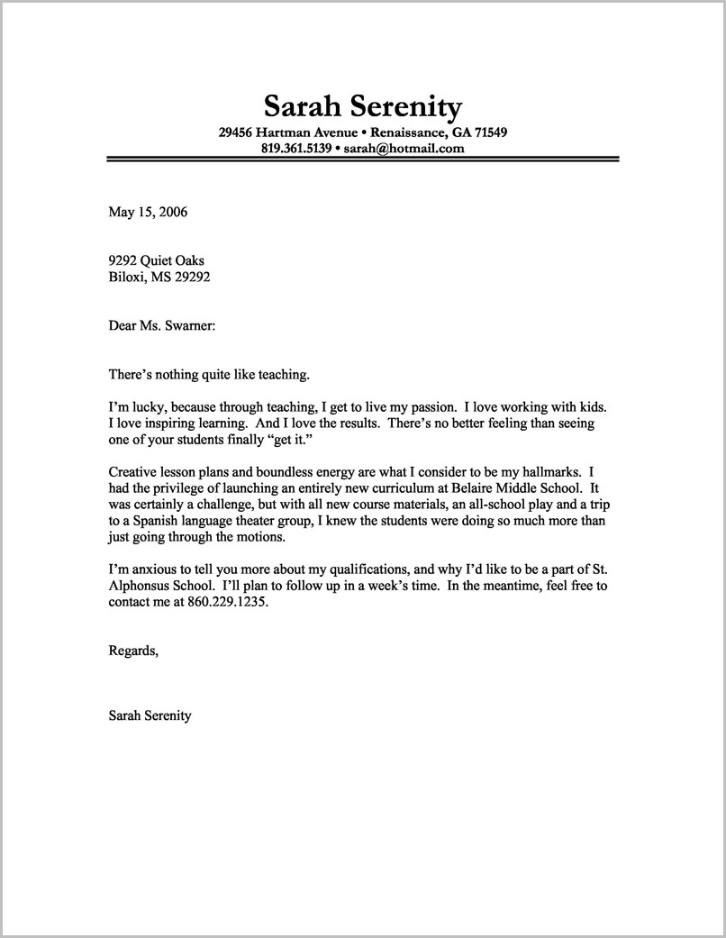 Cover Letter Wizard Free