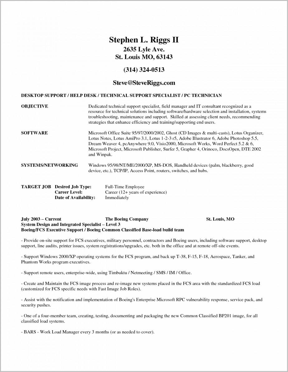 Desktop Support Engineer Cover Letter Sample