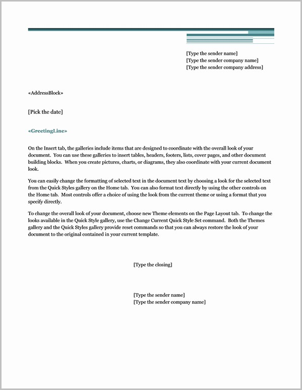 Examples Of Cover Letters With Resumes