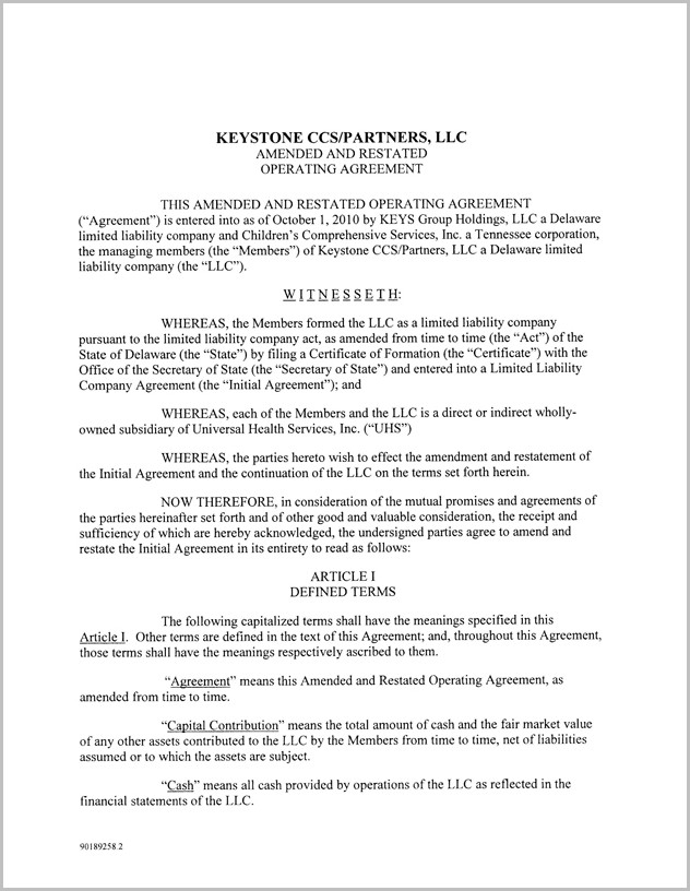 Forming A Llc In Georgia