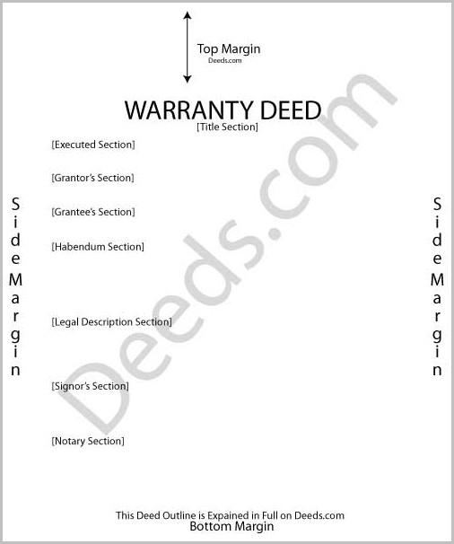 General Warranty Deed Form Pennsylvania