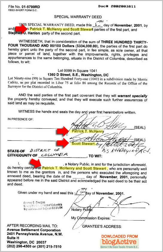 Grant Deed Form For California