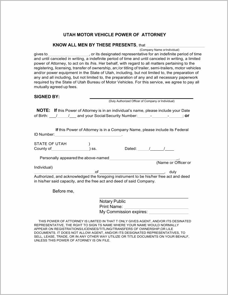 Grant Deed Form Utah