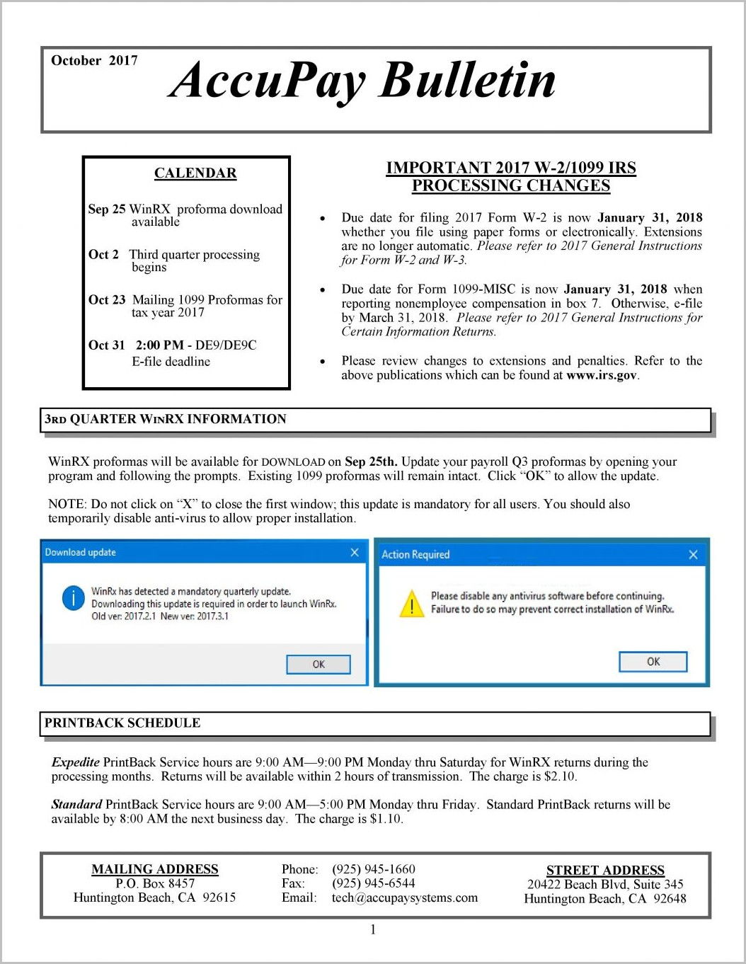 Irs Form 1099 General Instructions 2015