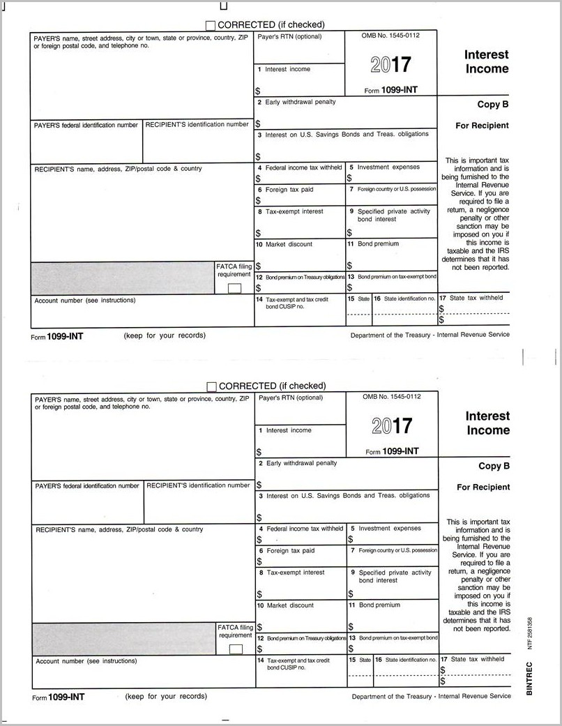 Irs Form 1099 Phone Number