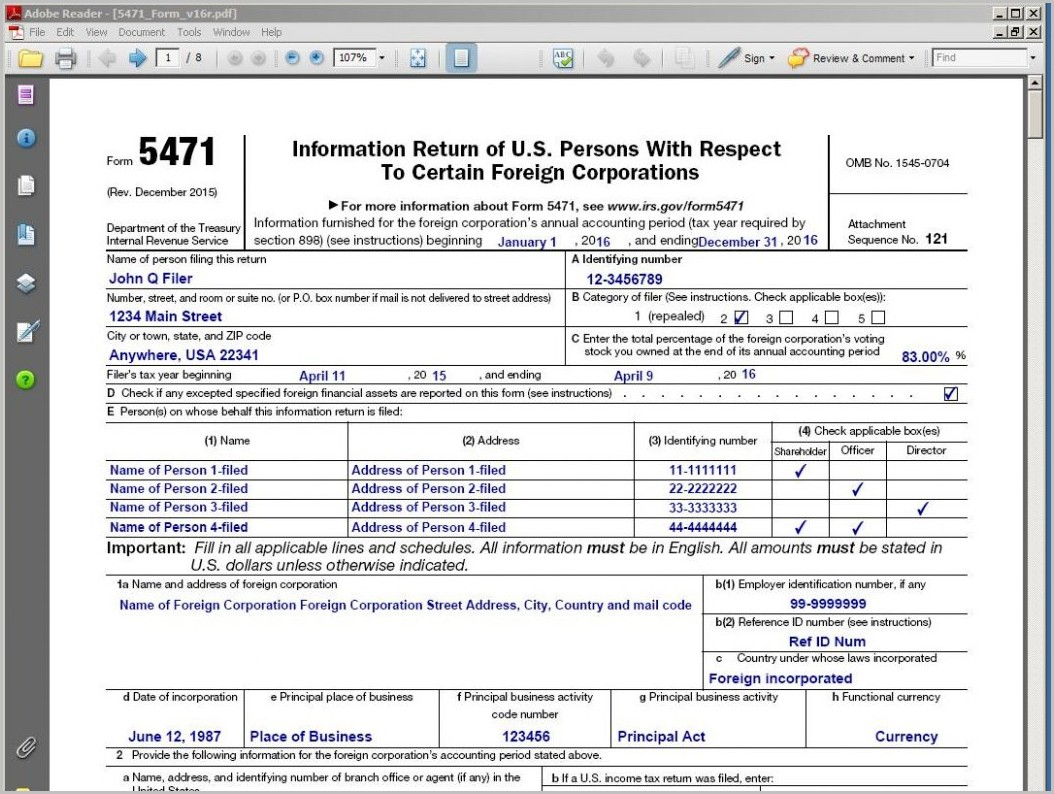 Irs Form 1099 T