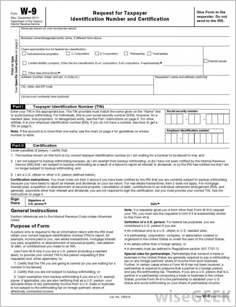 Irs Forms 1099 C Instructions