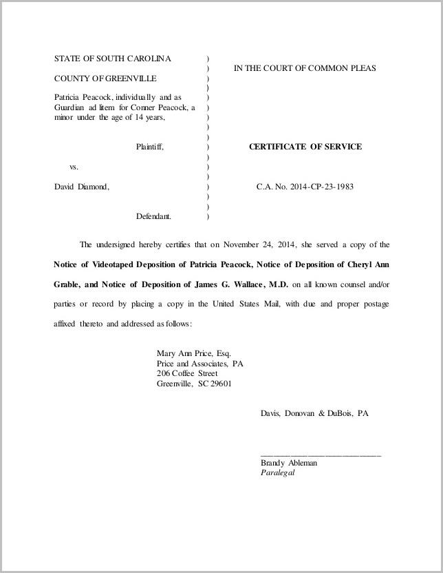 Lexington County Sc Divorce Forms