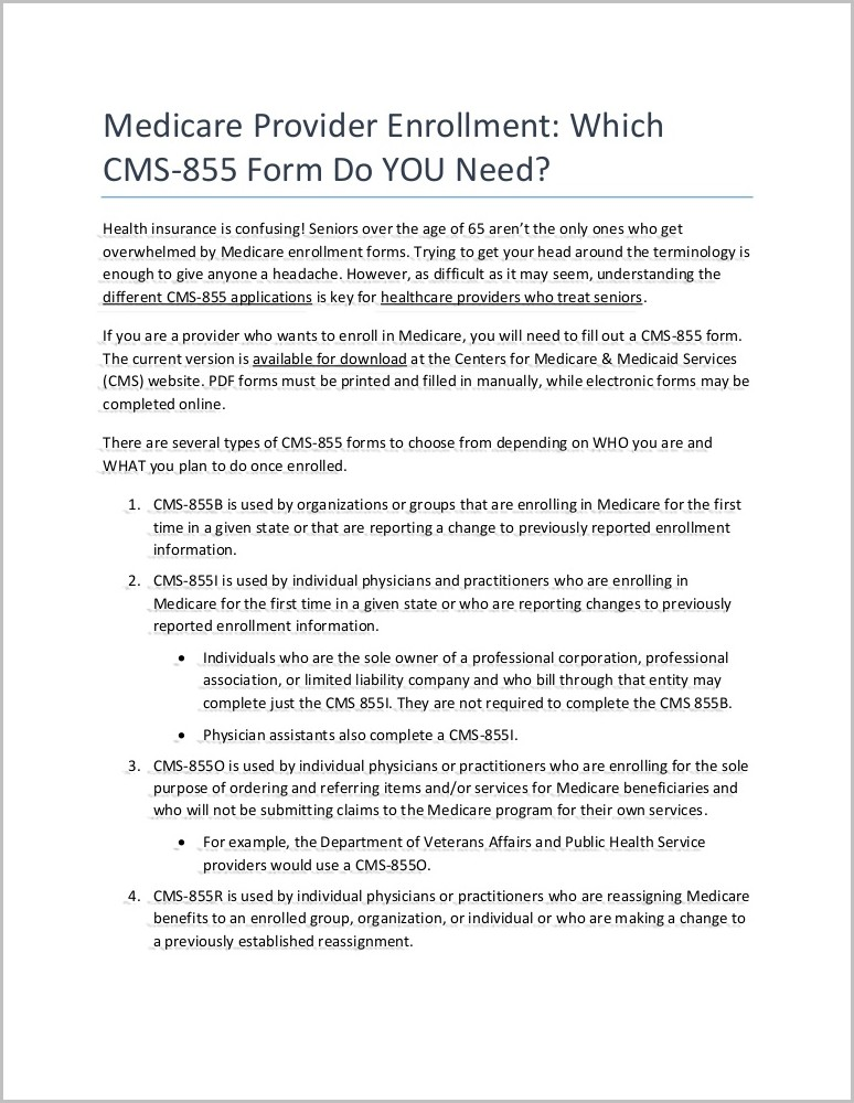 Medicaid Application Form Vermont