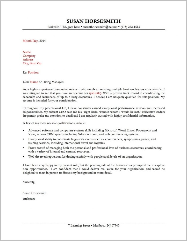 Resume And Cover Letter Quiz