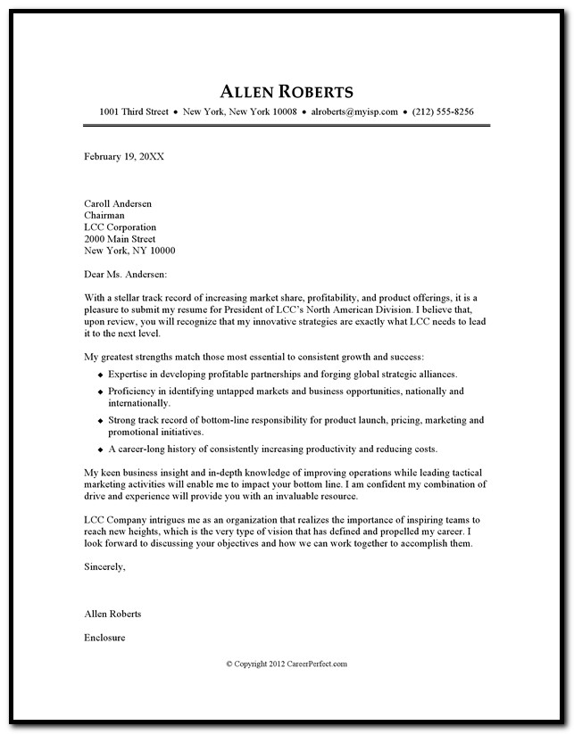 Sample Cover Letter For Beginning Teachers